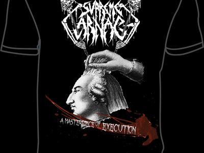 A Masterpiece of Execution - T-Shirt main photo