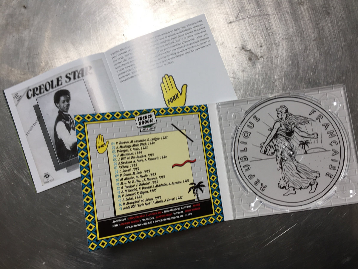 CHEBRAN French Boogie 1981-1987 volume 2 | Born Bad Records