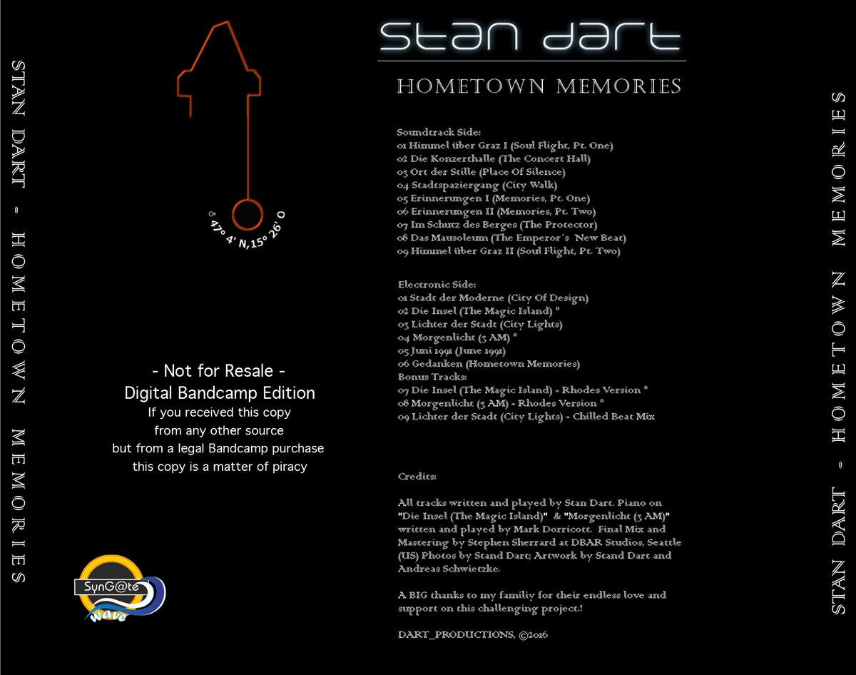 Lichter der Stadt (City Lights) (Chilled Beat Mix) | STAN DART