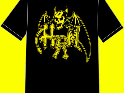 HMR Winged Skull (2XL - 4XL) main photo