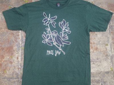Birdskull Tee - Forest Green main photo