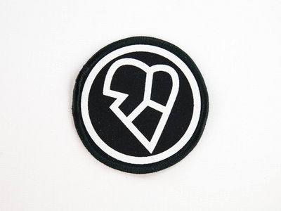 Love Love Records Sew/Iron-on Patch main photo