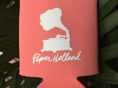 Paper Holland Gramophone Koozie main photo