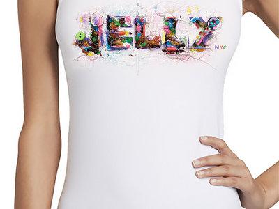 Jelly Razorback Tank Top For Ladies main photo
