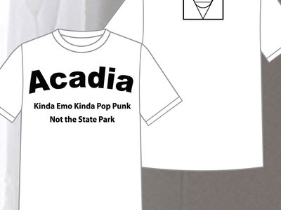Acadia Not A State Park Tee main photo