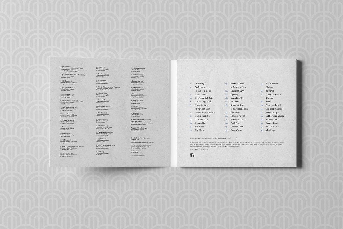 Piano Collections: Pokémon Blue | Trevor Alan Gomes