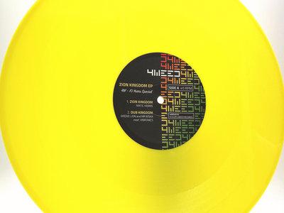 "Zion Kingdom Ep - 12"" vinyl main photo"