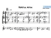 Donny McCaslin | Perpetual Motion | Sheet Music (PDF) photo