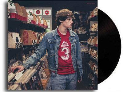 Steve Deaton Three vinyl LP main photo