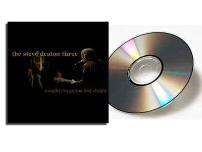 Steve Deaton Three (EP) CD main photo