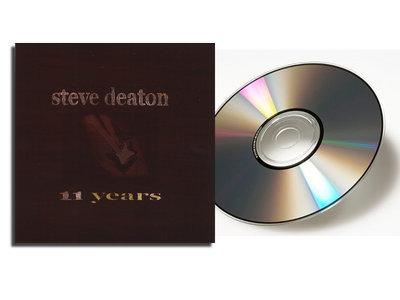 Steve Deaton - 11 Years CD main photo