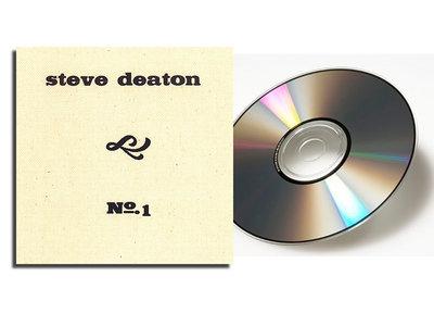 Steve Deaton - No. 1 CD main photo
