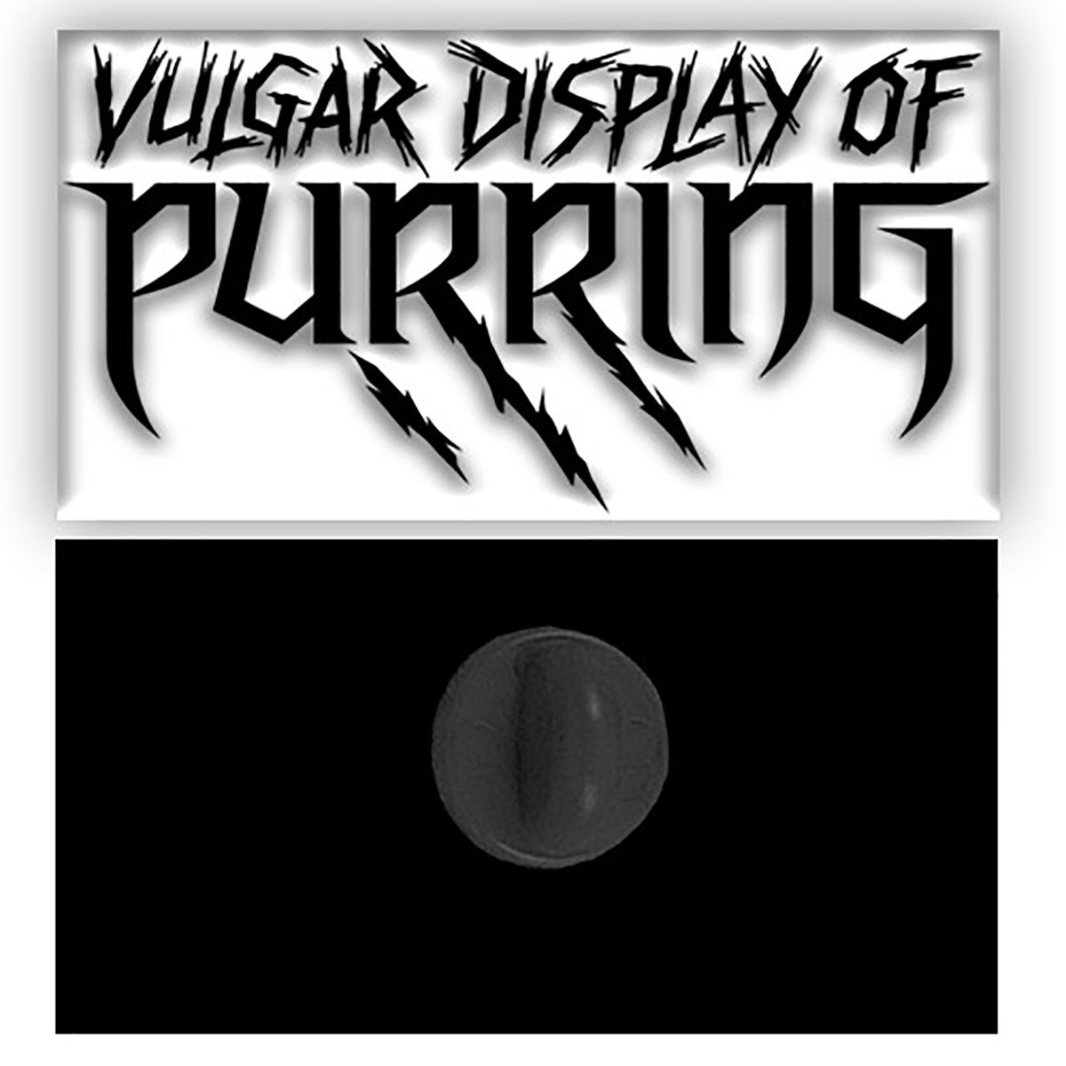 Enamel Pin | Vulgar Display of Purring