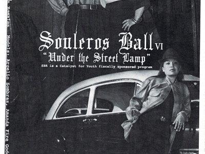 SOULEROS BALL VI - ZINE main photo