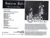 SOULEROS BALL VII - ZINE photo