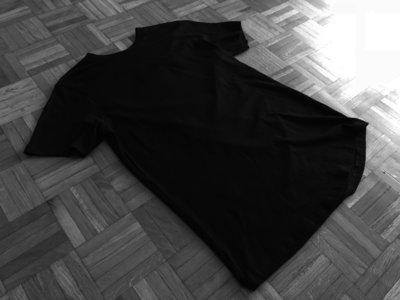 Semantica T-shirt. S/S 18. Silveria Platina - El Presente main photo