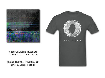 Crest (Physical and Digital) + Limited T-Shirt main photo