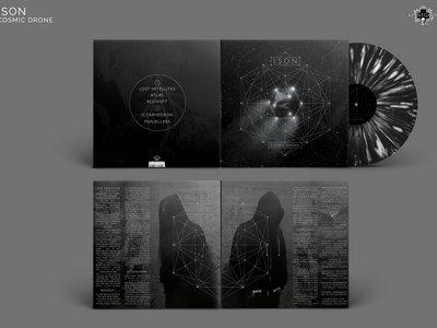 Ison 'Andromeda Skyline' + 'Cosmic Drone' bundle 2x LPs main photo
