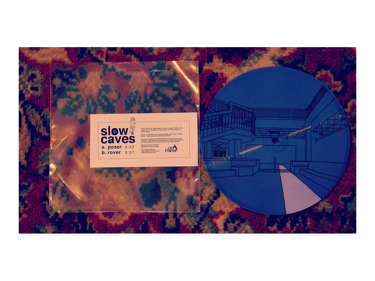 Poser / Rover - Singles | Slow Caves
