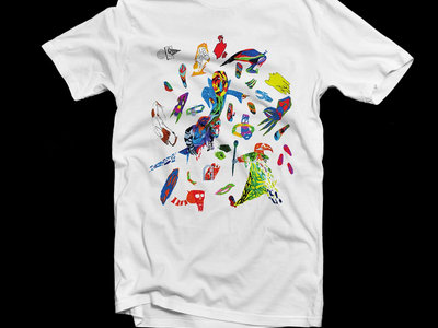 Pack Sagas EP+T-Shirt main photo