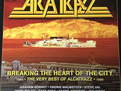 ALCATRAZZ - ANTHOLOGY 3 CD BOX - SIGNED BY GRAHAM main photo