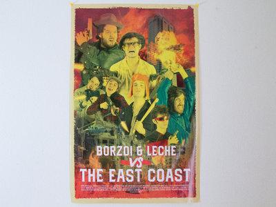 Borzoi/Leche '16 Tour Poster main photo