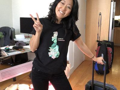 Ukulele Days T-shirt (2XL) main photo