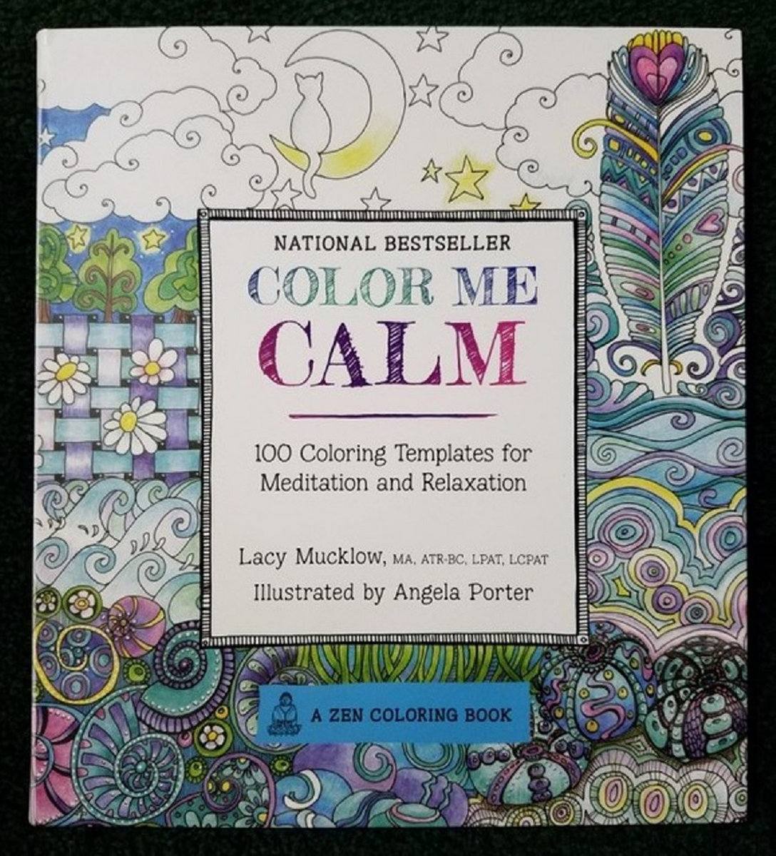 Add More To Your Relaxation By Bundling Lavender Dreams Album With An Adult Coloring Book Designed Help You Become Calm