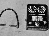 MUDBUG Tone Darkening Guitar and Instrument Effect Pedal (Hand Built By Splendid Obsolescence) photo