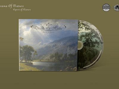 Dreams of Nature 'Spirit of Nature' digipack CD  * preorder main photo