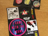 Badge and Sticker Pack photo
