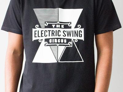 Electric Swing Circus 2018 T-Shirt - Black main photo