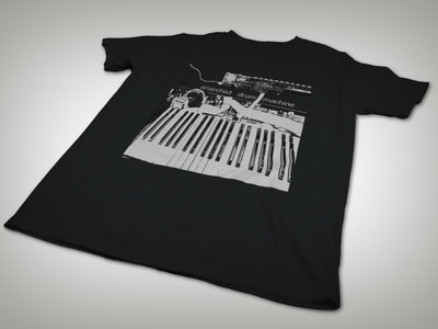 Anarchist Drum Machine T-shirt main photo