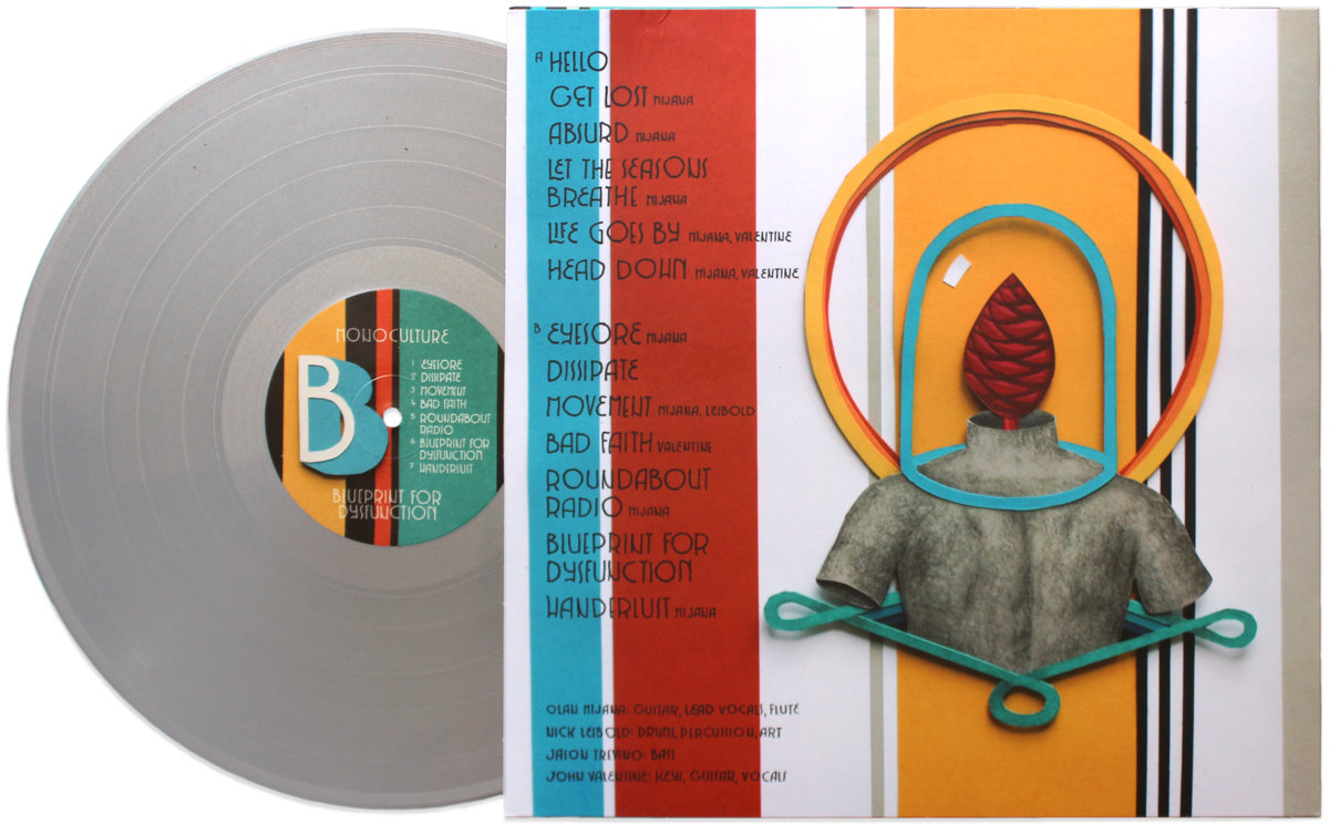 Blueprint for dysfunction monoculture 12 vinyl of our latest album pressed on glossy grey vinyl includes unlimited streaming of blueprint for dysfunction via the free bandcamp app malvernweather Gallery