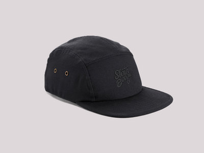 ** SALE ** SlothBoogie Black Out 5 Panel Cap main photo