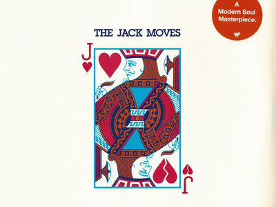 THE JACK MOVES LP - SEALED! main photo