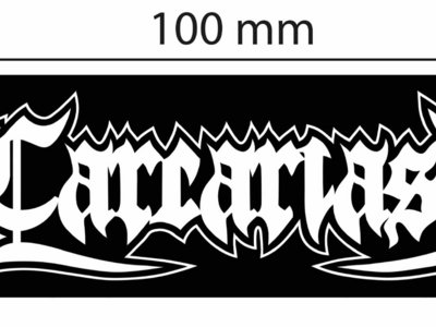 Sticker CARCARIASS main photo