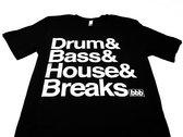 D&B&H&B T-Shirt photo