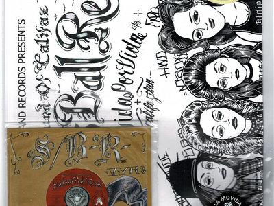 SOULEROS BALL VIII CD - W/ BADDEST HOMEGIRLS POSTER main photo