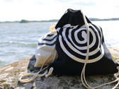 Drawstring Bag (Organic) photo