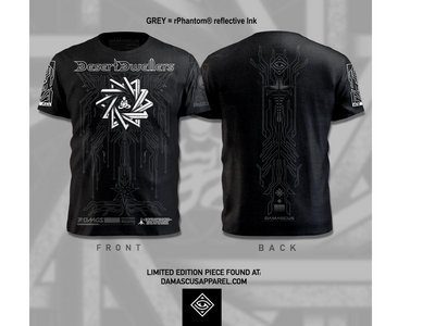 Damascus Apparel Limited Edition Tshirt ON SALE main photo