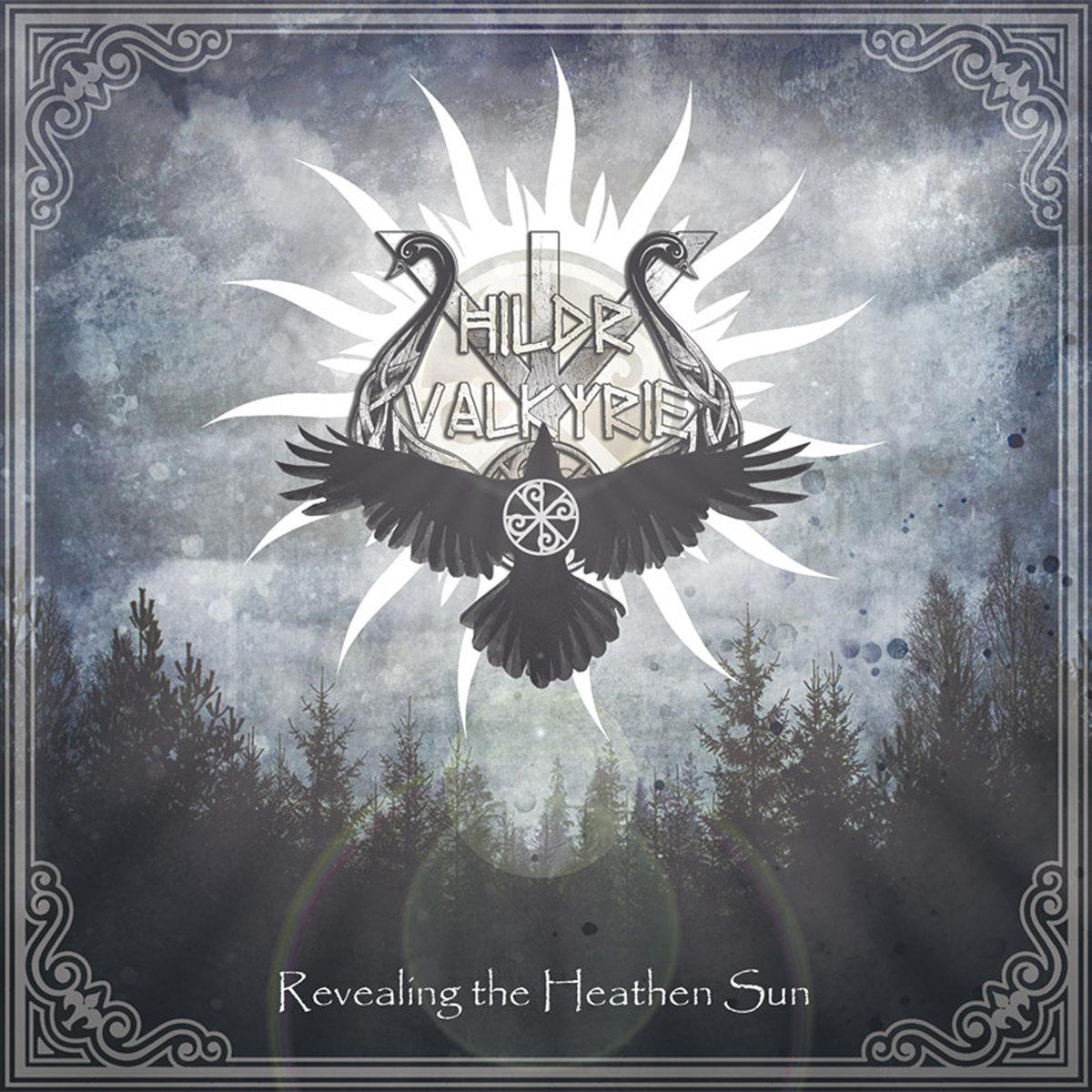 HILDR VALKYRIE - Revealing The Heathen Sun CD | Possession