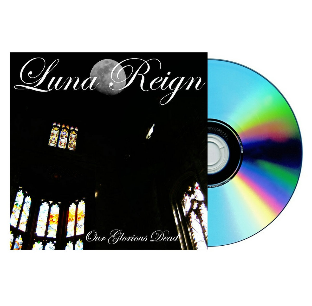 Luna reign our glorious dead album luna reign new luna reign shadow room cd in wallet case with lyrics sheet includes free download of full album plus free uk post signed by luna malvernweather Images