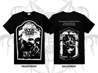 Streams Of Blood - Worlds will decay - Tshirt main photo