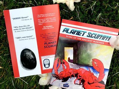 Planet Scumm #4 Print Issue main photo