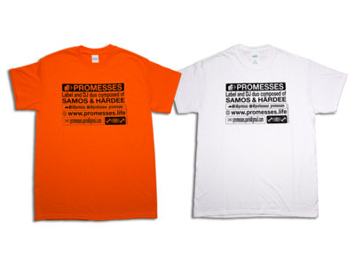 Business Card T-Shirt main photo