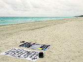 "The NQ Luxury Beach Towel ""Typo"" photo"
