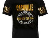 """Official """"C. Boss"""" T-shirt photo"""