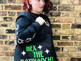 Hex the Patriarchy Tote photo