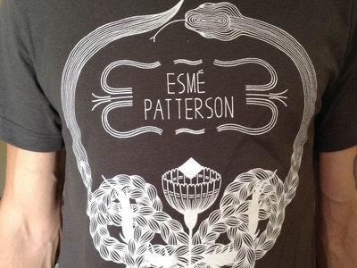 Braided snake design shirt main photo